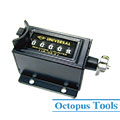 5 Digit Resettable Mechanical Stroke Counter