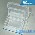 Plastic Storage Boxes (3 boxes / set)