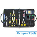 All In One Electrician Tool Kit 15pcs w/ Digital Multimeter