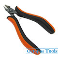 Flush Cutter Side Cutter Pliers 6.5mm Thickness For Wire Under Dia. 1.3mm