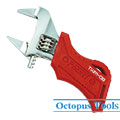 Pocket Sized Thin Jaw Adjustable Angle Wrench TWM-08 Engineer