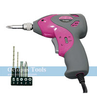 Electric Drill/Driver w/ LED light