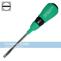 Cushion Grip Go-Through Driver, Slotted 6.0 x 100mm