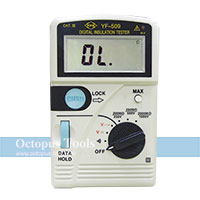 Digital Insulation Resistance Tester YF-509