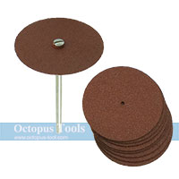 Cut-off Wheel/Disc Dia. 38mm For Cutting Metal One Mandrel Included