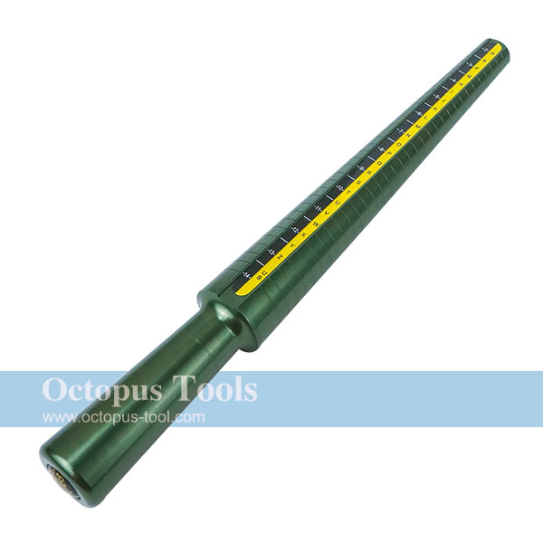 Aluminum Ring Sizing Mandrel (USA / UK / European)