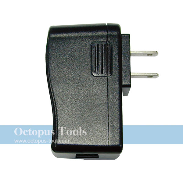 Adapter with USB port, 5V-2A