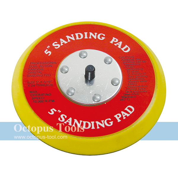 Sanding Pad (Stick-on, 5