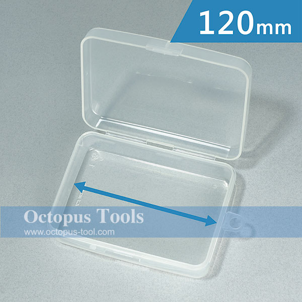 Plastic Box (No Compartment, 120 x 85 x 35 mm)