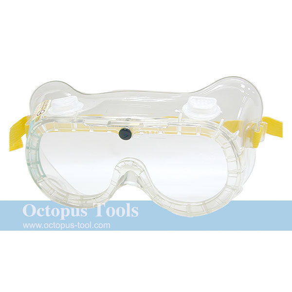 Anti-chemical Anti-impact Anti-Fog Goggles For Eye Protection