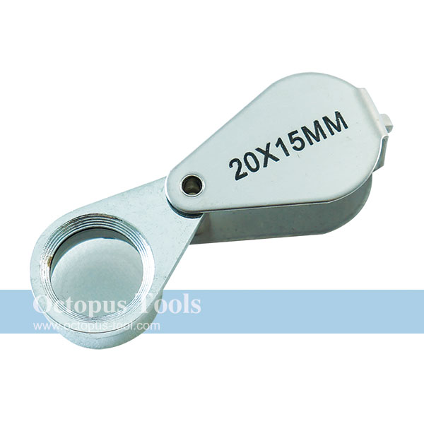 Eye Loupe Jewelry Magnifier 20X