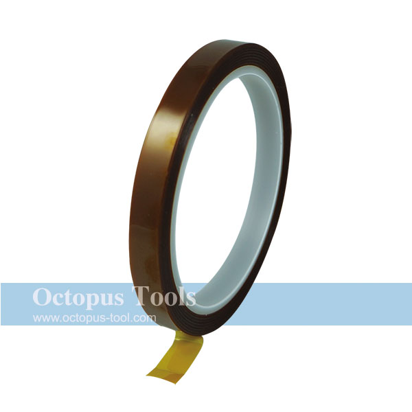 Polyimide High Temperature Resistant Adhesive Tape Width 10mm