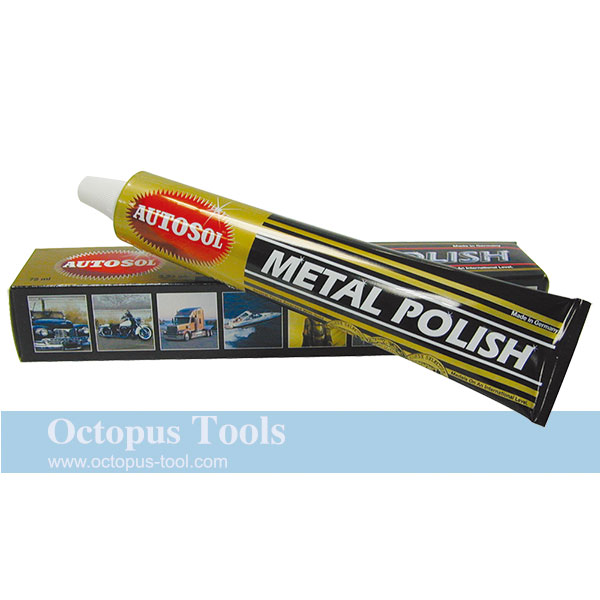 Autosol Metal Polish 75ml Tube